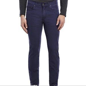 Acne Studios Blue Ace Ups Navy Slim Fit Jeans 29